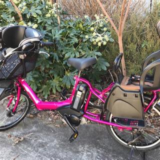 B00F電動自転車H44L🌷ヤマハパスキッス🌷20インチ8アンペア