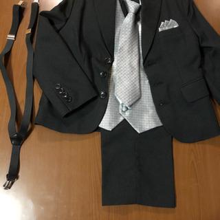 子供スーツ ベスト付 サイズ130