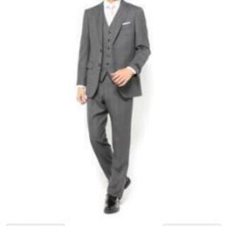【ネット決済】【新品未着用】メンズスーツ 3ピース 定価31,680