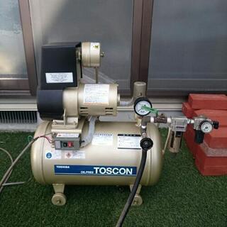 TOSHIBA製 コンプレッサー