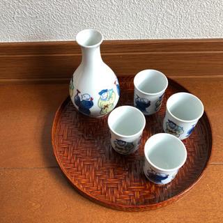 有田焼 酒器セット(お盆は含みません)