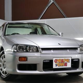 【車検2年付】  日産 スカイライン 2.0 GT キーレス/C...
