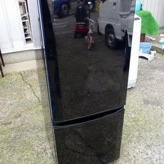 商談中となりました。三菱 冷凍冷蔵庫 MR-P15T-B 中古