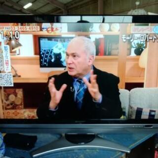 大画面 SHARP AQUOS 40インチ 液晶TV