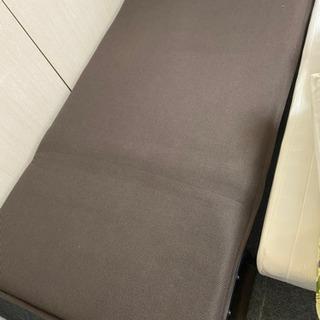 シングルサイズのソファーベッド上げます!