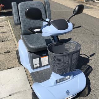 電動車椅子☆SUZUKI セニアカー ET4E