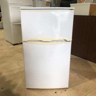 2ドアミニ冷蔵庫◆82L