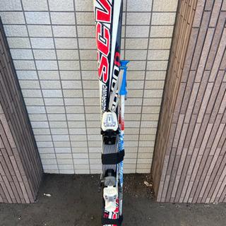小学生/こども 120cm カービングスキーセット SCV CU...