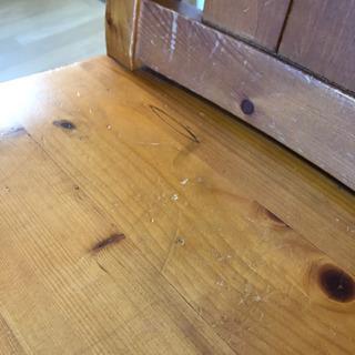 ナチュラル/ カントリー調【チェア】木の椅子 - 家具