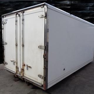 トラックコンテナ 箱 2tロングワイド 4500x2170…