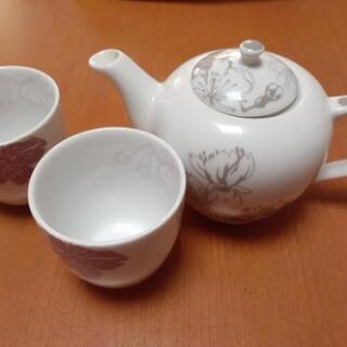 茶器と湯飲み