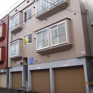 駅チカ★事業用倉庫として★地下南北線「北34条」徒歩3分★北海道...