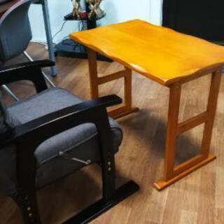 高座椅子用テーブル 値下げしました