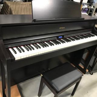 超お薦め品‼️ローランド電子ピアノ HP-605 2017年