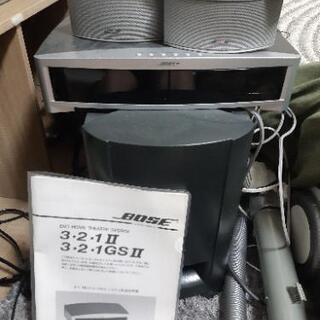 BOSE 321GS2ホームシアター感動音❗