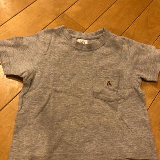 長袖フードシャツとTシャツ