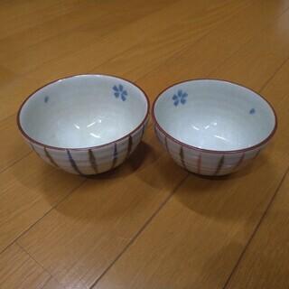 和食器 夫婦茶碗(中古品)