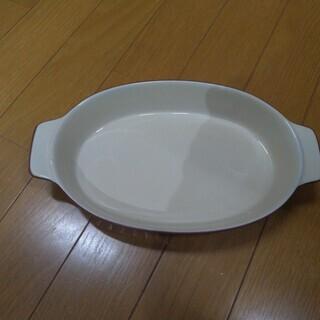 グラタン皿 一個