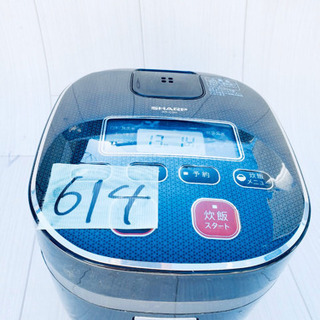 🥰高年式🥰614番 SHARP✨ジャー炊飯器🔥  KS-C…