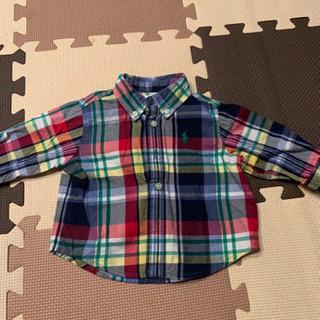 ラルフローレンシャツ(60cm)