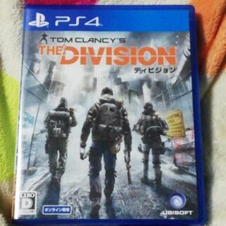 PS4 ソフトTHE DIVISION