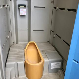 TACOM 仮設トイレ