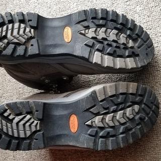 キャラバン ハイキングブーツ トレッキングブーツ メンズ 28cm