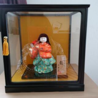 日本人形 真多呂 鼓