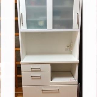 【美品】ニトリ 食器棚