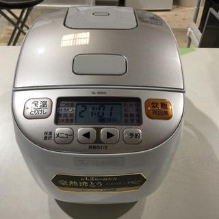 2017年式  象印  3合炊き  炊飯器(美品です)