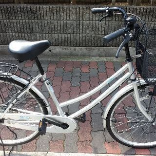 🚴Welby(ウェルビー) 【一般自転車】ブロード 26インチ