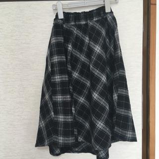 可愛いスカートです