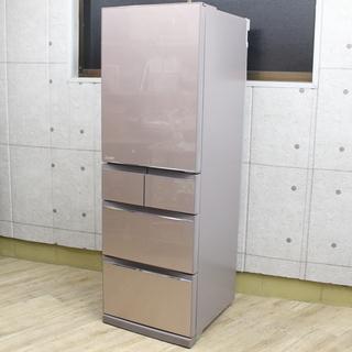 R044)三菱 MITSUBISHI 5ドア冷凍冷蔵庫 MR-B...