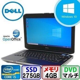 【ジモティ限定価格】中古ノートパソコン DELL Latitud...