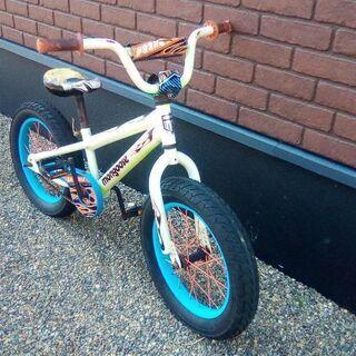子供用自転車 タイヤ直径44センチ
