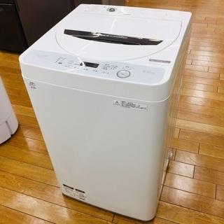 【トレファク鶴ヶ島店】SHARP(シャープ) 5.5kg 全自動洗濯機