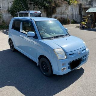 期間限定特価!平成21年式 日産 ピノ 5MT 車検付き