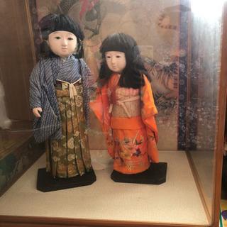 市松人形セット