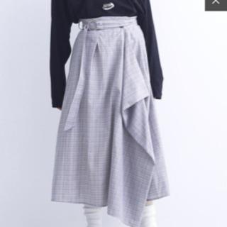 merlot スカート