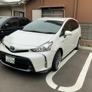 トヨタ プリウスα 現行フェイス☆前期Gベースカスタム