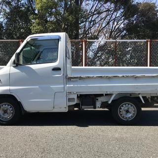 平成12年 ミニキャブトラック 4WD 5F AC 走行8.8万キロ 車検対応可 - 三菱