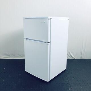 中古 冷蔵庫 2ドア ヤマダ電機 YAMADA 2019年製 9...