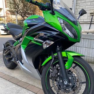 Kawasaki Ninja400 special edition