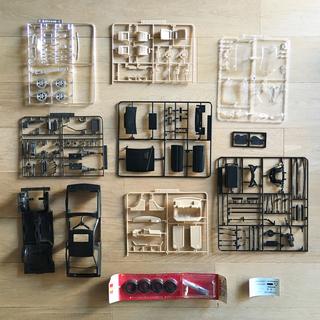 グンゼ産業 プラモデル 1:20 LEOPARD 280X SF-L