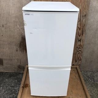 【配送無料】便利などっちもドア 137L 冷蔵庫 ボトムフリーザー