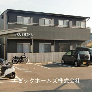 ◆満室稼働中6.9%◆和歌山市 H29年築 南向 広めの1K