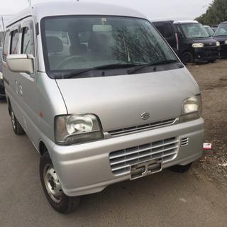 コミコミ15万円、エブリィバン、4WD, 車検2年付き、下取り可