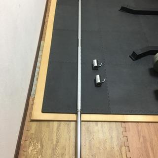 バーベル シャフト 長さ約2メートル