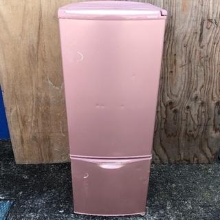 【配送無料】少し大きめ162L 冷蔵庫 自動霜取 NR-163J