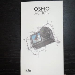dji osmo action 美品(3月1日、本日限定の掲載です!)